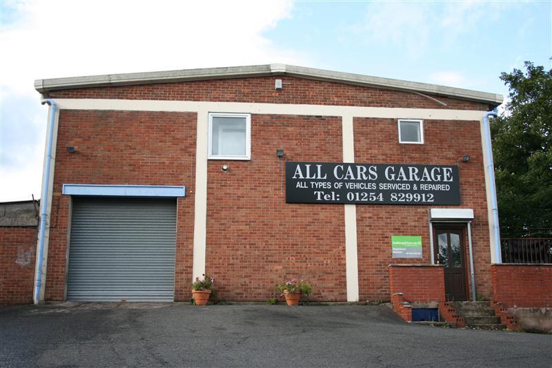 All Cars Garage Ltd